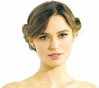 Keira Knightley, a cast member in