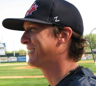 Jamie Vermilyea is Goldeyes' new pitching coach.