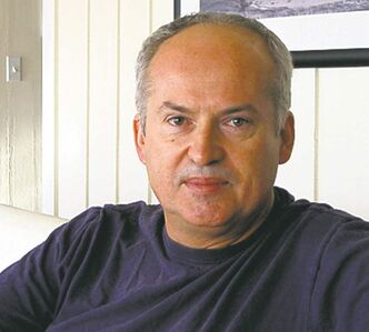 Canadian author Josip Novakovich poses in this undated handout photo. Canada's Josip Novakovich is among 10 finalists for the Man Booker International Prize for fiction. THE CANADIAN PRESS/HO - HarperCollins Canada