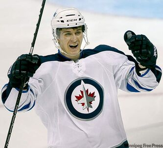 Winnipeg Jets' draft pick Mark Scheifele would love world junior gold to cap a sensational year on the ice.
