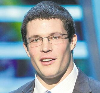 Luke Kuechly: defensive rookie of the year