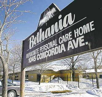 Bethania Mennonite Personal Care Home