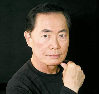 George Takei, an actor and activist, played Mr. Sulu on Star Trek and is the author of Oh Myyy!: There Goes the Internet.  Submitted for Winnipeg Free Press