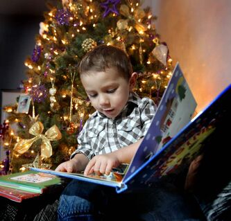 The gift of reading: the best books for children ages 1 - 16.
