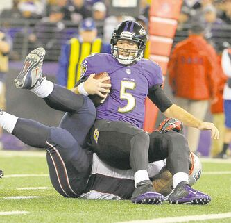 Lloyd Fox / Baltimore Sun/MCT