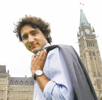 Liberal MP Justin Trudeau announced his candidacy Oct. 2.