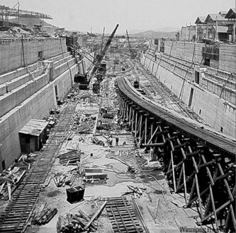 Winnipeg's decline began when  the Panama Canal opened in 1914.