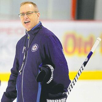 Head Coach Paul Maurice