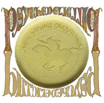 This CD cover image released by Reprise Records shows the latest release by Neil Young,