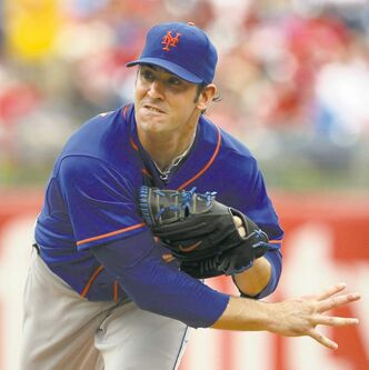 New York Mets� Matt Harvey