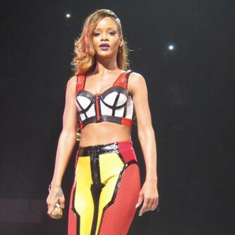 The doors for Rihanna's concert will open at 7:30 p.m., not 6:30.