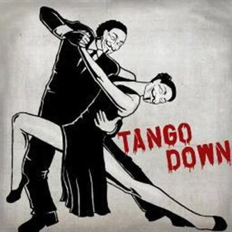 "A ""Tango Down"" illustration, that was inserted in North Korea's Uriminzokkiri twitter account by hackers, is show. THE CANADIAN PRESS/HO, Twitter"
