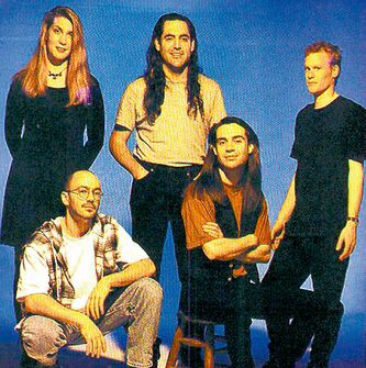 The Crash Test Dummies took shape under the roof of the Blue Note.