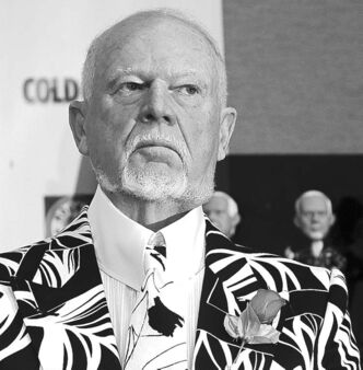 CBC hockey personality Don Cherry