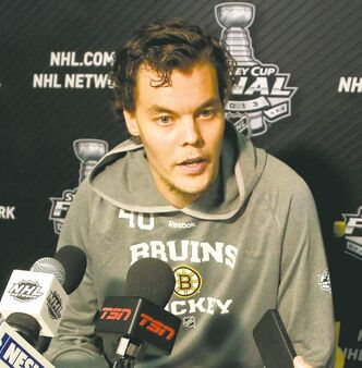 Goalie Tuukka Rask has helped the Bruins limit playoff opponents to just seven goals in 52 power play chances. That's a 86.5 per cent success rate.