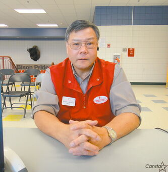After donating blood 173 times over four decades, it's a miracle Waverley Heights resident Kevin Young has any left in him. Canadian Blood Services is looking to collect 6,000 donations from Manitobans in March.