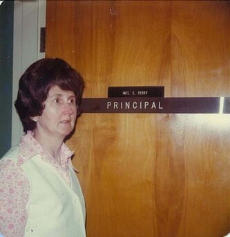 <p>Supplied</p><p>Edna Perry rose the ranks in the Transcona-Springfield School Division to become a vice-principal and later, principal.</p>