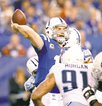 Sam Riche / MCT archives