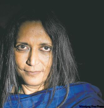 Canadian director Deepa Mehta.