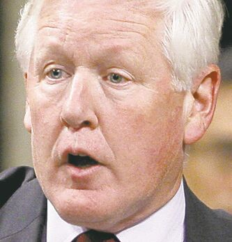 Bob Rae: nation-to-nation process