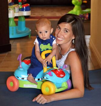 Fitness buff Brook Benten didn't appreciate comments -- even good ones -- about her body after she gave birth to Hayes.