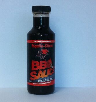 The B.C. Lions have been cooking up some wins on the field lately so the CFL team has decided to launch its own signature brand of barbecue sauce and marinade. The team has partnered with local chef Ann Kirsebom to launch B.C. Lions Barbecue Sauce. THE CANADIAN PRESS/HO-B.C. Lions