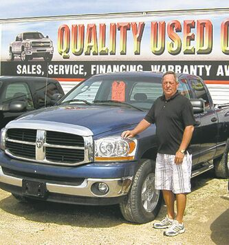Earl Edmondson has moved his auto sales business to a new location in Headingley.