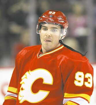 Flames forward Mike Cammalleri says 'We've already lost.'