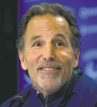 Darryl Dyck / the canadian press files