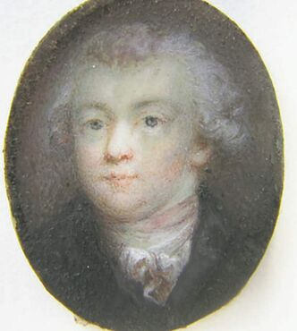 This undated photo provided by the International Mozarteum Foundation shows Austrian composer Wolfgang Amadeus Mozart. Researchers at Salzburg's Mozarteum museum announced Friday, Jan. 11, 2013, that they have definitely identified the person in the picture as the musical genius. And it's not any likeness either. They say that of 14 known portraits, it is one of only a few showing him gazing directly at the viewer and without his signature white powdered wig. (AP Photo/Stiftung Mozarteum)