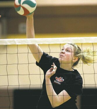 Brandon's Lisa Barclay is no stranger to international competition and will be representing Canada's national volleyball squad for the third time.