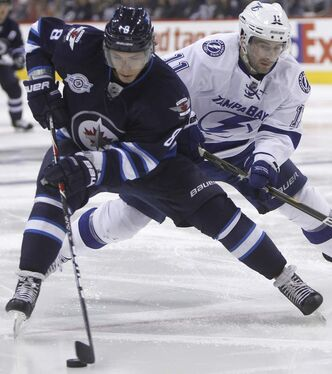 Winnipeg Jets forward Alexander Burmistrov did not buy in to coach Claude Noel's north-south game plan, often making adventures out of what should have been simple plays. His reputation for uncoachability earned him limited ice time and little interest from other NHL teams.
