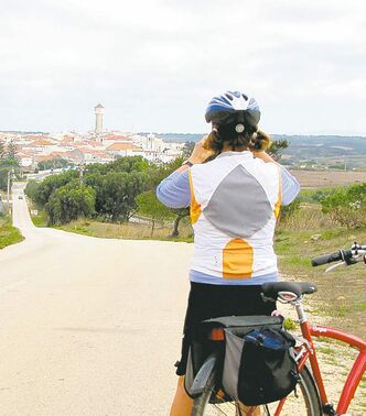 Pastoral mountain valleys dot the appealing countryside of Portugal's northern Algarve.