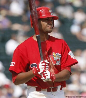 Goldeyes welcome back Kevin West.