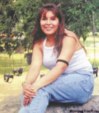 WAYNE GLOWACKI/WINNIPEG FREE PRESS  credit: FAMILY PHOTO Murder victim Kelly Morrisseau.  Jason Bell story   Dec 12  2006