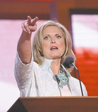 Ann Romney waxed nostalgic about the past.
