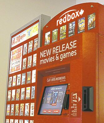Netflix has hurt Redbox's profits.