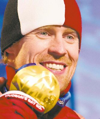 Russell's Jon Montgomery says he pretty much has to win his final four races if he wants a shot at gold in Sochi.