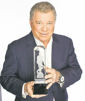 William Shatner will host 2012 Juno Awards.