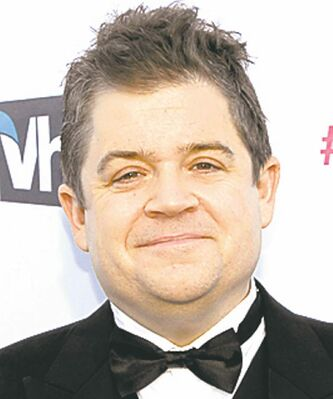 Patton Oswalt  arrives at the 17th Annual Critics' Choice Movie Awards on Thursday, Jan. 12, 2012 in Los Angeles. (AP Photo/Dan Steinberg)