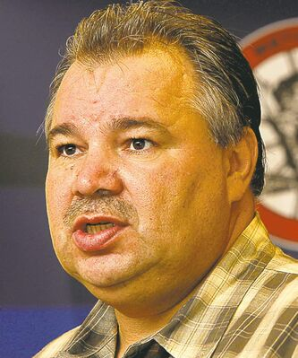 David Chartrand welcomes Hydro�s olive branch.