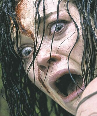This film image released by Sony-TriStar Pictures shows Jane Levy in a scene from