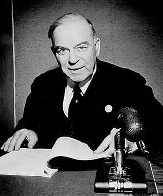 Mackenzie King: Kept Jews out