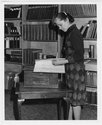 <p>Manitoba Archives</p><p>Shirlee Anne Smith, who died in April, was the first keeper of the Hudson's Bay Company Archives.</p>