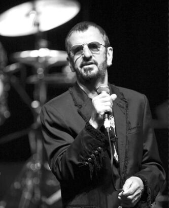 Ringo Starr is celebrating his 73rd birthday.