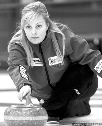 Lisa Blixhavn is taking her second run at the Scotties as a skip.