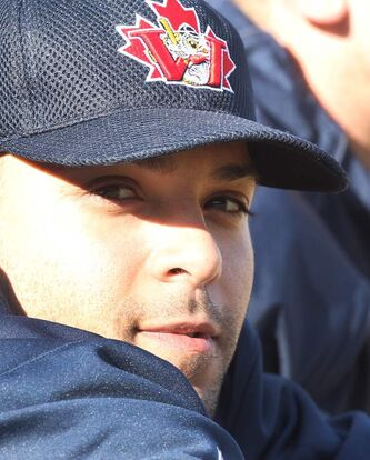 The Goldeyes have placed Dan Barbero No. 8 on the inactive list.