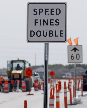 More than 2,500 drivers clocked speeding in this  Kenaston Boulevard construction zone won't have to pay.