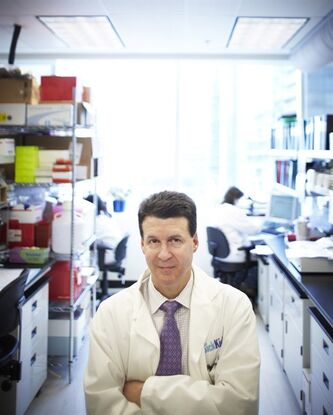 Stephen Scherer, director of the Centre for Applied Genomics, Hospital for Sick Children, is pictured in a handout photo. A Canadian-led international research team has identified several new genetic mutations that appear to be linked to autism spectrum disorder, using a method that looks at the entire DNA code of affected individuals.THE CANADIAN PRESS/HO, Sick Kids Hospital, Derek Shapton