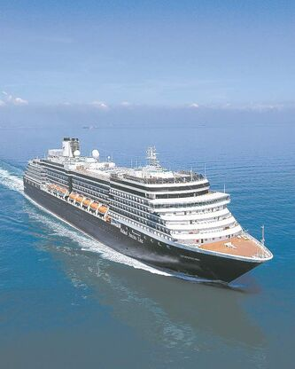 The four-day, one-stop excursion on Holland America's Westerdam from San Diego to Vancouver is a good choice for cruise virgins.
